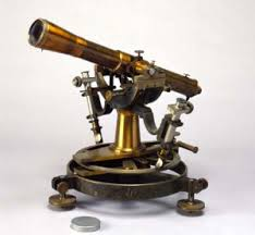 アンティーク 測量機器